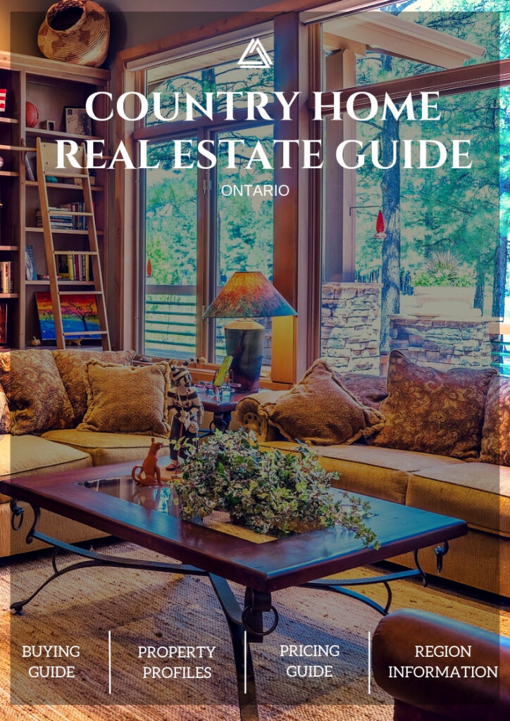 The Country Home Real Estate Guide
